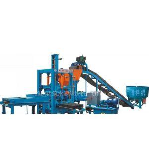鑫达砌块砖机水泥砌块砖机厂家打造精品混凝土模块式检查井设备