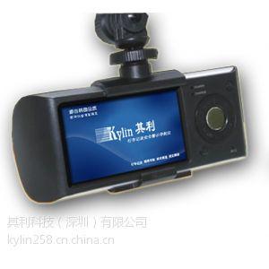 供应其利K900双镜头行车记录仪
