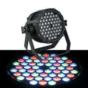 供应LED54颗3W防水帕灯,户外舞台演出照明染色灯光