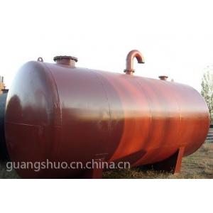 供应储备罐 交换器 硫磺罐 反应釜