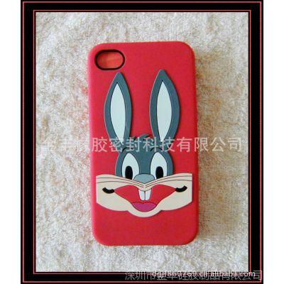 深圳厂家直供滴胶硅胶手机套 苹果手机套
