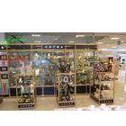 供应天菁精品货架 化妆品货架 黄金展示货架 工艺品