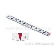 水平/数字读数 不锈钢 塑料材质 GN 711刻度尺  GANTER