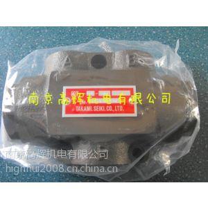 供应分流阀 电磁阀 流量阀 日本高美精机KAKAMI SEIKI电磁阀FDT3-12-120G