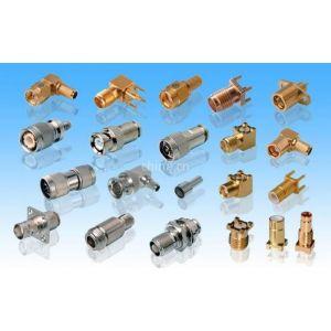 供应供应同轴接头 bnc连接器 美式Q9连接头 全铜/锌合金 免焊接 监控接