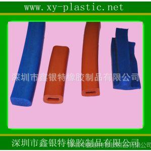 供应异型硅胶发泡密封条、发泡硅胶密封条、硅胶发泡条 硅胶发泡条