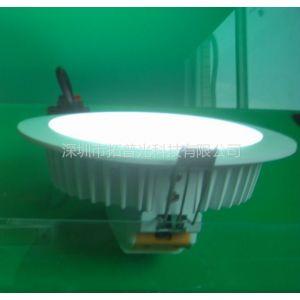 供应超薄led筒灯 LED筒灯生产厂家 压铸铝材料