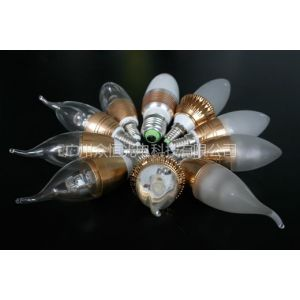 供应LED蜡烛灯 LED灯功率 自制LED灯 家用LED灯  LED节能灯价格 节能LED灯