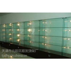 供应天津玻璃展柜展架天津货架厂定做各种玻璃展柜展架柜台展示柜