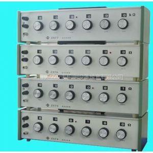 供应上海精密科学 ZX74 直流电阻箱 实验室可调电阻箱