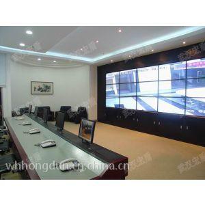 供应电视监控墙,大屏液晶拼接墙,电脑操作台,控制台