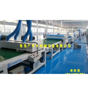 供应外墙保温装饰板设备 (GYD1300)一体化涂装生产线 青岛广宇大13515326336