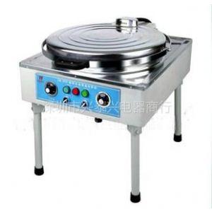 供应巨兴自动恒温电饼铛 烤饼机 烙饼机 JR-450 深圳厨具批发