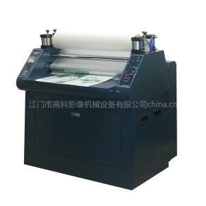供应江门高科花纹覆膜机,覆膜压花机,全自动复膜机,复膜热压机