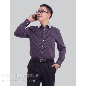 """供应工作服是企业文化的""""风景线""""-纯棉男士正装"""