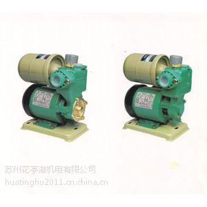 供应供应中韩合资企业生产美观精巧单相220V全自动冷热水自吸泵