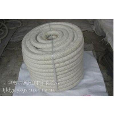 供应耐高温 陶瓷纤维绳_陶瓷纤维绳报价_龙德源建材专注30年