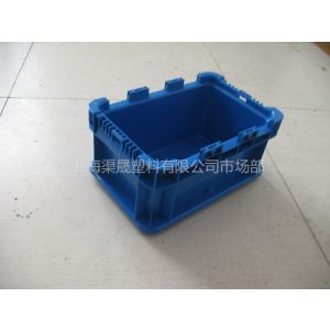 供应供应上海ST-A塑料物流箱 上海塑料周转箱