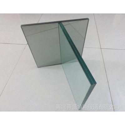 青岛夹胶玻璃、钢化夹胶玻璃、各种尺寸规格、深加工玻璃