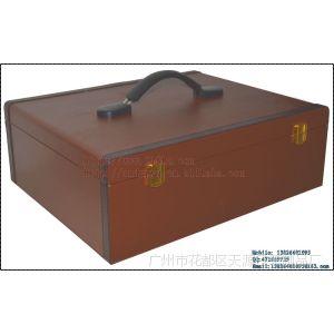供应工厂热销 皮质月饼盒/PU食品包装盒