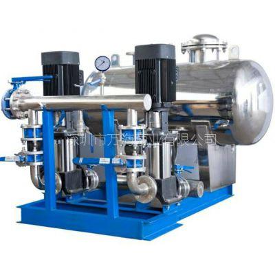 深圳万海泵业供应优质HW无负压供水设备|变频供水系统