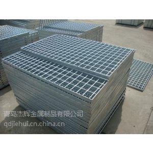 供应青岛热镀锌钢格板