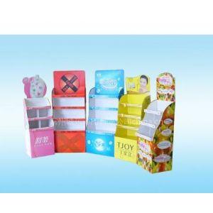 供应纸货架、纸质展示架、纸质陈列架、纸质展示盒