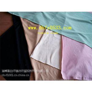 供应新的牌50%大豆蛋白纤维50%棉:纯纺、混纺针织汗布、网眼布