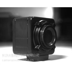 供应黑白免驱USB工业相机 M500M型大影 短枪 摄像头 500万COMS