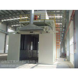 供应亮光LG-自动喷塑设备 环保静电喷塑设备