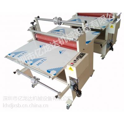 覆膜机YLD-500型覆膜机 不锈钢贴膜机 冷裱覆膜机 腹膜机