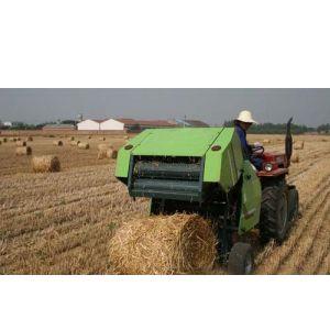 收获机械-供应麦草打捆机  17