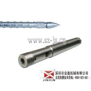 供应挤出机料筒螺杆-德玛格注塑机螺杆-电镀螺杆