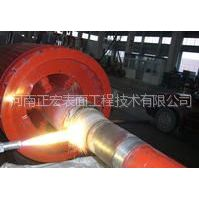 供应热喷涂 矿业装卸输送设备强化 烘缸锅炉维修 正宏专业热喷涂施工