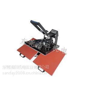 供应手双工位半自动磁力高压烫画机 服装烫画机 服装印花机 烫画机