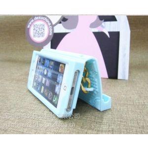 供应苹果硅胶手机套 保护壳  手机套