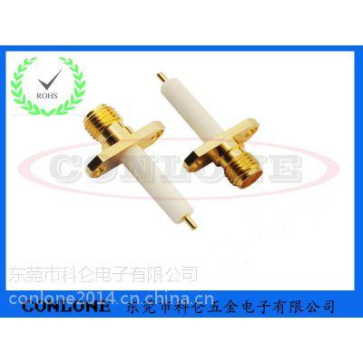 供应SMA-KFD射频同轴连接器