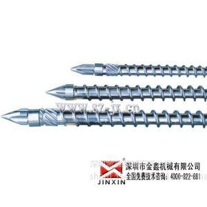 供应吹膜机螺杆-高效挤出机螺杆- PPS料专用螺杆 选择金鑫就是选择放心