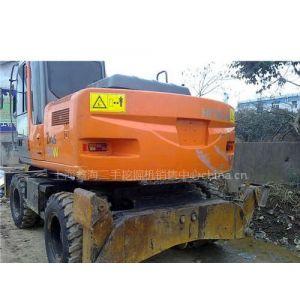 供应二手轮胎挖掘机|胶轮挖掘机|二手挖机