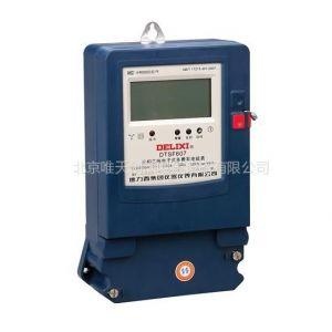 供应德力西三相电子式多费率电表DTSF607/DSSF607 型