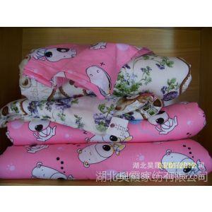 供应棉被厂家定做各种规格幼儿园儿童冬天棉被褥子 绿色天然棉被芯
