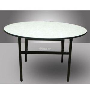 供应酒店餐桌/宴会折叠桌/餐厅家具/会议折叠桌