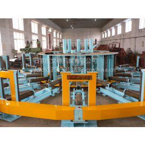 供应卧式螺旋活套-219焊管机组螺旋活套