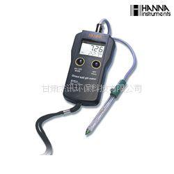 甘肃兰州供应哈纳仪器专卖/便携式pH/温度测定仪【种植土壤】