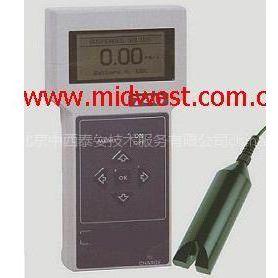 供应便携式污泥浓度计/便携式悬浮物浓度计/便携式SS测定仪) 型号:UP/740/英国直购