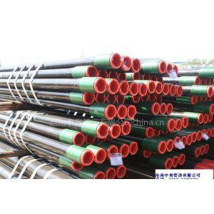 供应生产J55/N80石油套管,打井队用钢管,打井用套管,河北石油套管厂沧州中奥管道