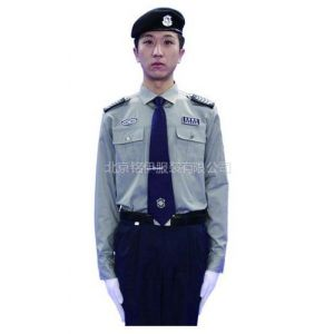 供应北京保安制服|保安衬衣|保安配饰|保安肩章臂章13693256717