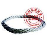 供应无接头钢丝绳索具,无接头环形钢丝绳圆圈型索具