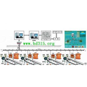 供应煤矿带式运输监控系统