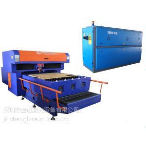 供应2014南京激光机、金诚激光机、高效率木板印刷刀模激光机、